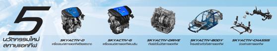 Mazda Skyactive Innovation รสมาสด้า albatrossauto